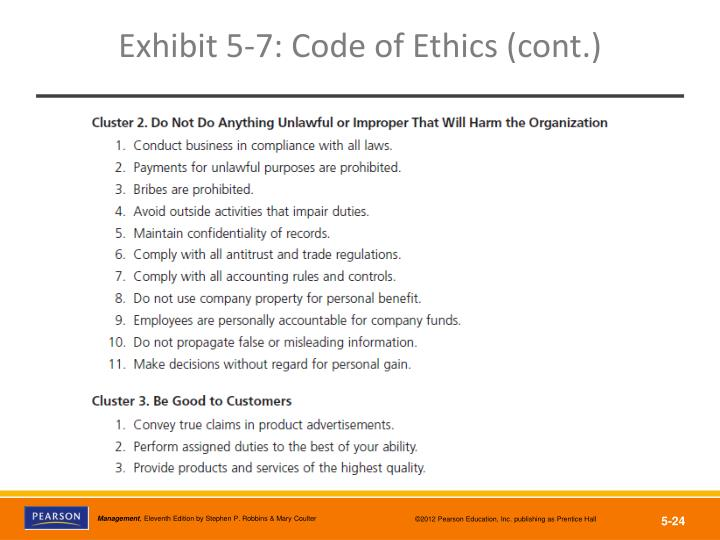 accounting code of ethics 3 1 scope and application 11 accounting professional & ethical standards board limited (apesb) issues apes 110 code of ethics for professional accountants (this code) this code is operative from 1 july 2011 and supersedes apes 110 code of ethics for professional accountants (issued in june 2006 and subsequently amended in february 2008.