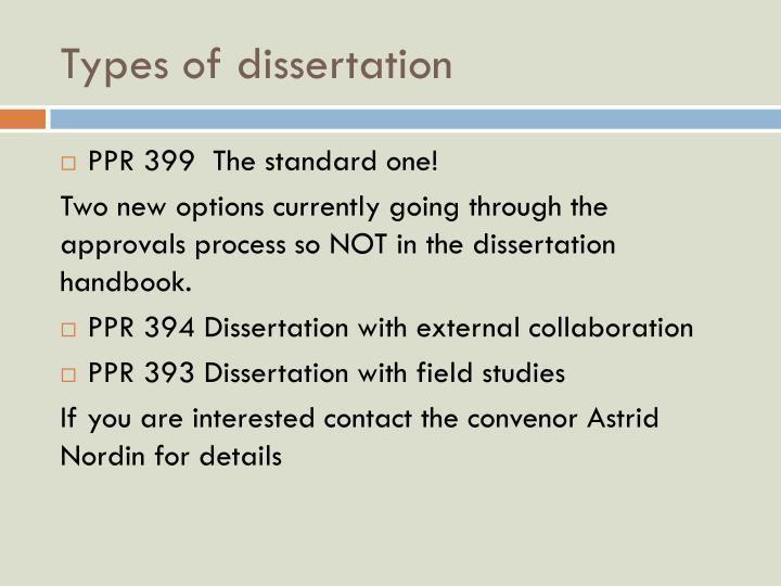 lancaster university ppr dissertation