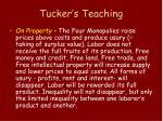tucker s teaching5