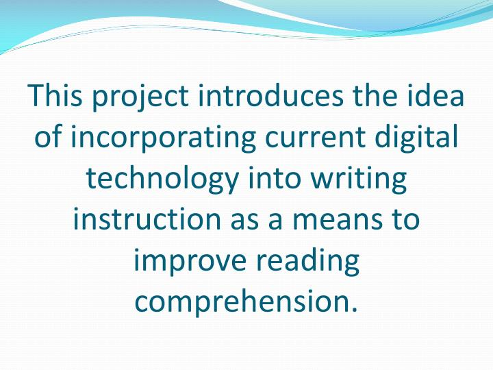 improving student learning through technology essay One technology trend that has come under increasing scrutiny involves.