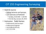 cit 255 engineering surveying1