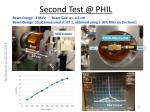 second test @ phil