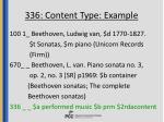 336 content type example