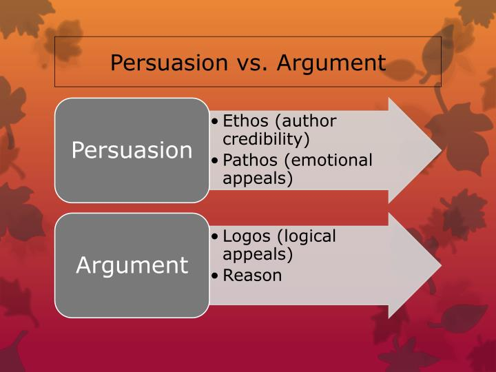 difference between argument and persuasive essay Argumentative vs analytical research paper in this article we will discuss two most demanding types of research paper writing  if you're trying to cope with a research paper you have to realize the difference between analytical and argumentative writing.