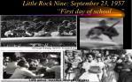 little rock nine september 23 1957 first day of school