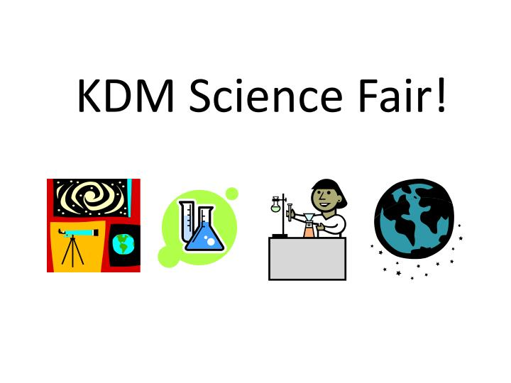 kdm science fair n.