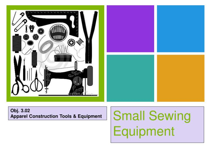 small sewing equipment n.