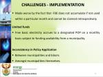 challenges implementation1