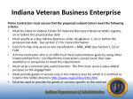 indiana veteran business enterprise1