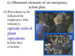 c minimum elements of an emergency action plan2