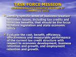 task force mission governor malloy s executive order no 17 january 12 2012
