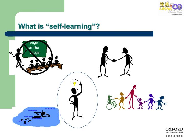 """What is """"self-learning""""?"""