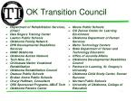 ok transition council