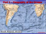 part 1 geography of the oceans4
