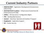 current industry partners
