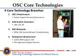 osc core technologies