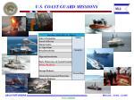 u s coast guard missions