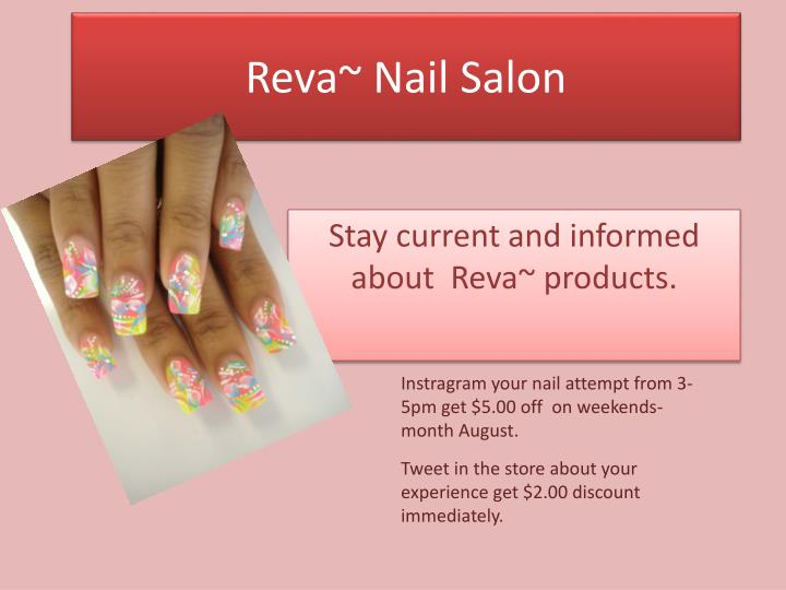 reva nail salon n.