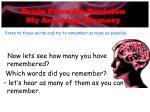 brain friendly revision my amazing memory