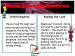 brain friendly revision3