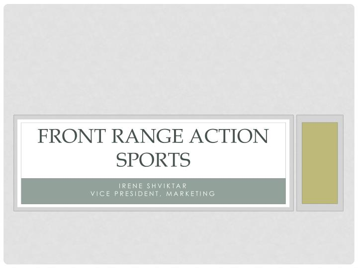 front range action sports n.