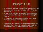 bellringer 136