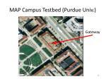 map campus testbed purdue univ