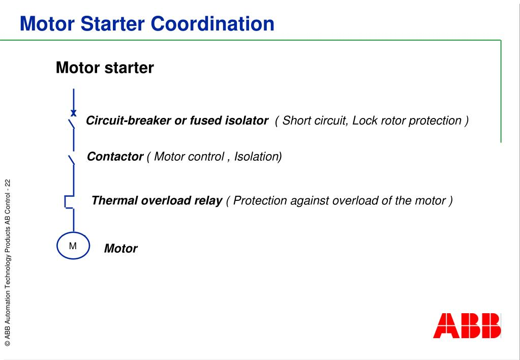 PPT - ABB Softstarter Benefits Charnchanok Thongprad