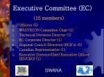 executive committee ec