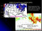 goes r icing product nasa larc