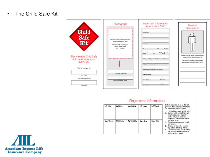 The Child Safe Kit