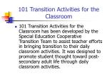 101 transition activities for the classroom1