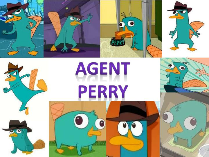 agent perry n.