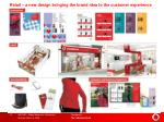 retail a new design bringing the brand idea to the customer experience