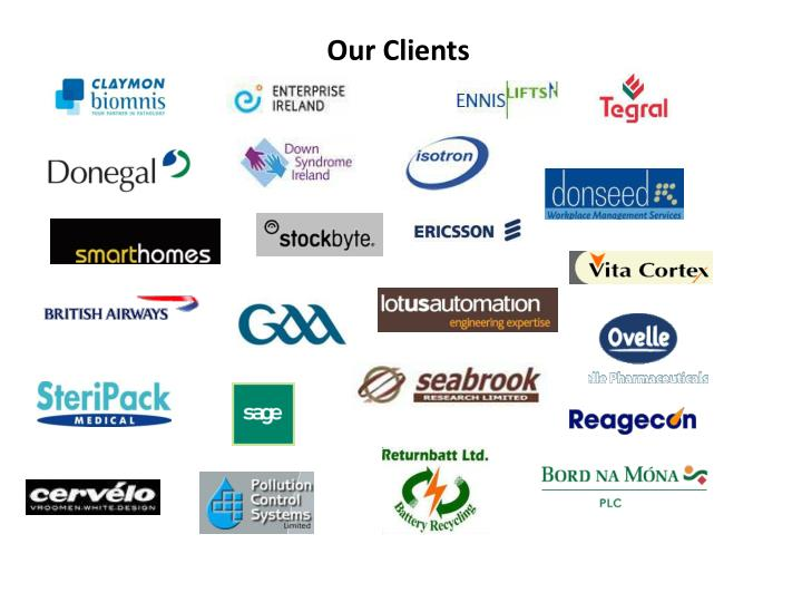 our clients n.