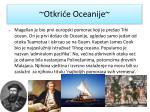 otkri e oceanije