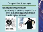 comparative advantage1