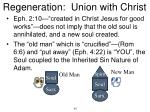 regeneration union with christ6
