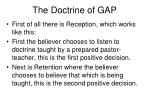 the doctrine of gap32