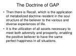 the doctrine of gap33