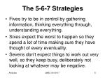 the 5 6 7 strategies2