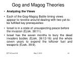 gog and magog theories20