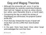 gog and magog theories36