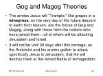 gog and magog theories38