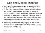 gog and magog theories60