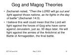 gog and magog theories67