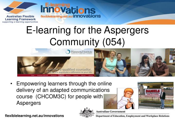 e learning for the aspergers community 054 n.