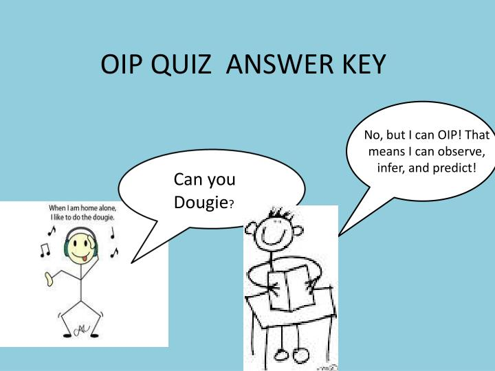 oip quiz answer key n.