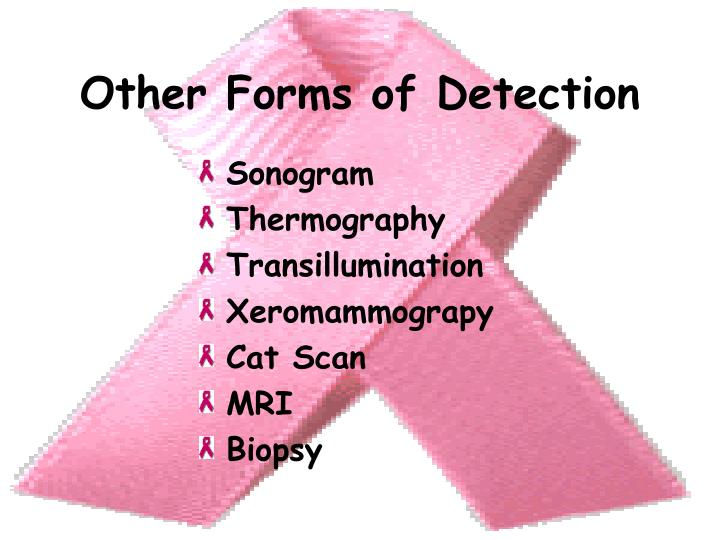 Other Forms of Detection