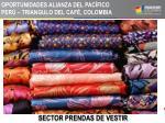 oportunidades alianza del pac fico per triangulo del caf colombia